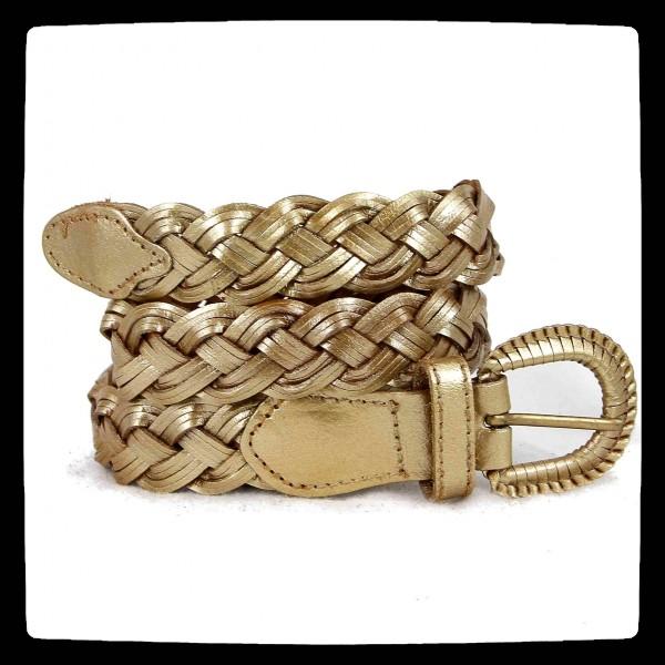 ceinture or doree