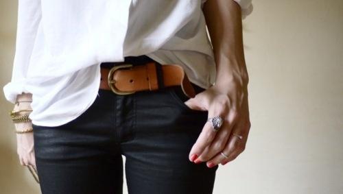quelle ceinture pour jeans