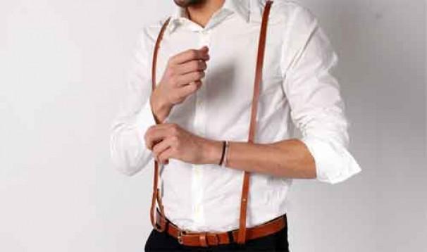 ceinture avec bretelles