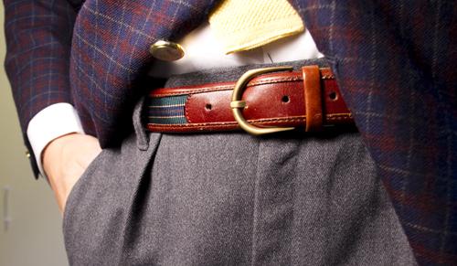 c3c60830b9f6 Quelle ceinture faut-il porter avec un costume ou smoking