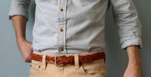 assortir ceinture pantalon