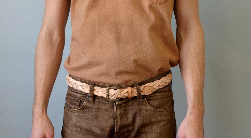 ceinture cadeau homme