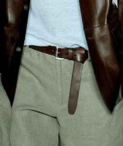 taille ceinture homme