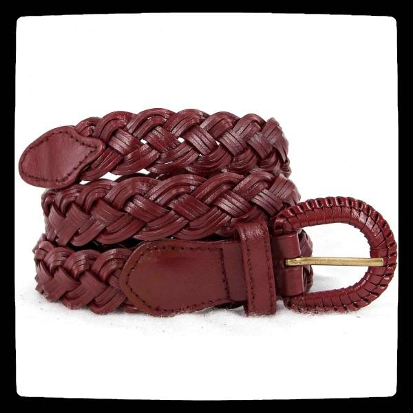 acheter ceinture tressee