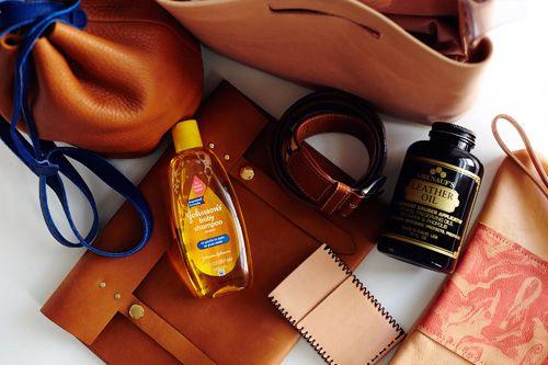 Comment prendre soin du cuir