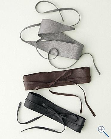 Comment faire soi même sa ceinture obi
