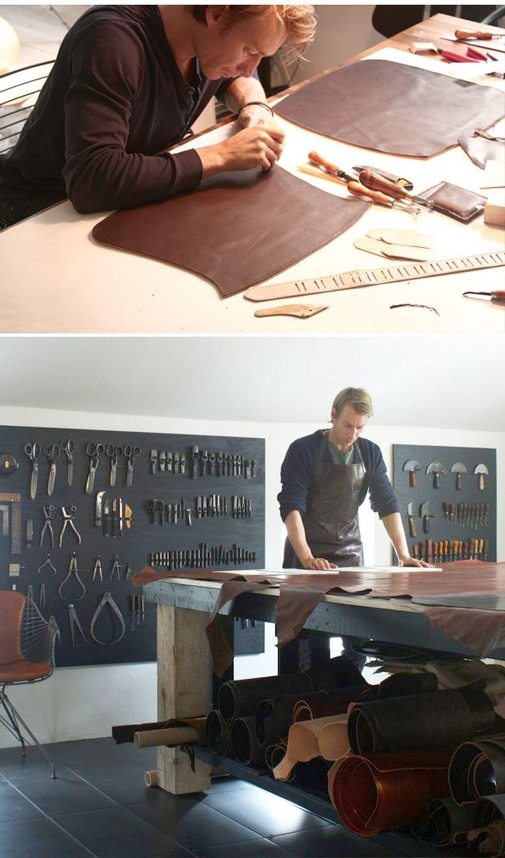 Quelle formation apprendre travailler cuir