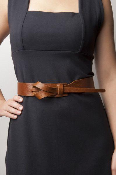 Comment raccourcir ajuster une ceinture sa taille