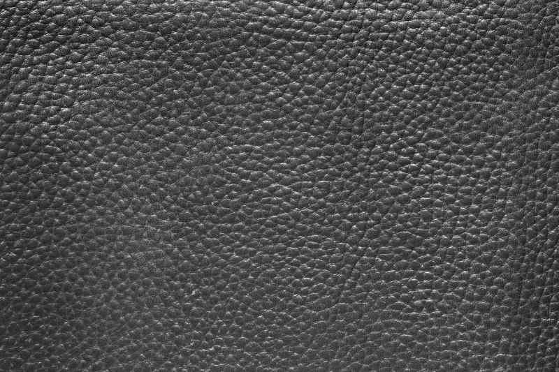 cuir lisse ou grainé